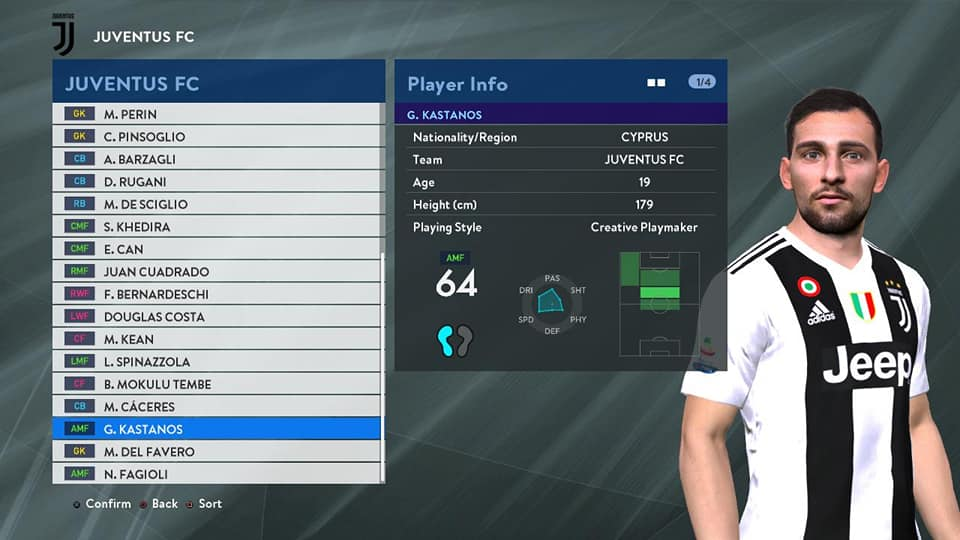PES 2017 PTE Patch Unofficial 6 5 3 Option File 23/03/2019