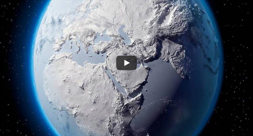 È iniziata una mini Era Glaciale sulla Terra, eravamo stati avvisati.