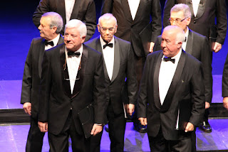 Concierto coral de Navidad en el Teatro Barakaldo