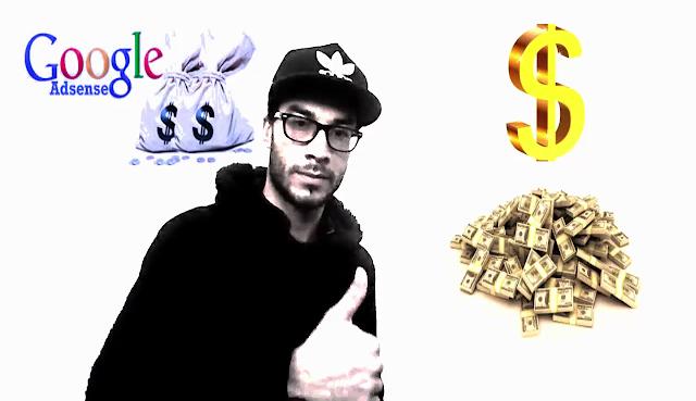 الربح من جوجل ادسنس استراتيجية سهلة وقوية لربح 50 دولار في اليوم
