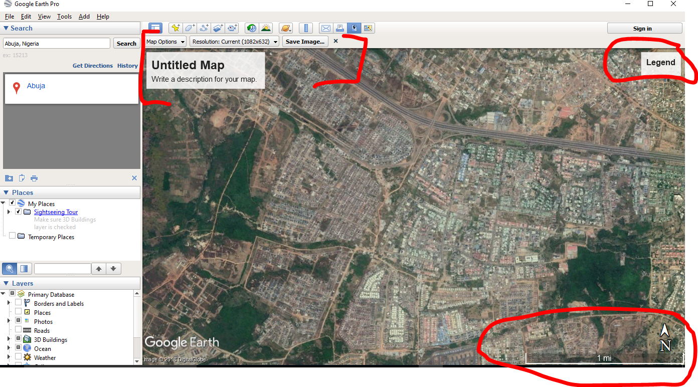 Geospatial Solutions Expert How To Save High Resolution Image
