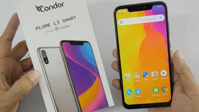 كل ما تود معرفته عن هاتف كوندور Condor Plume L3 Smart