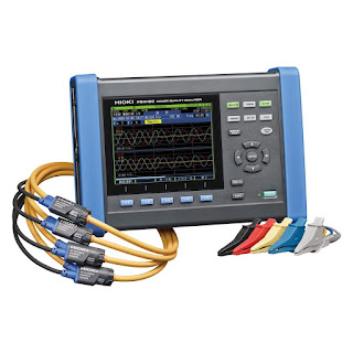 Jual Power Quality Analyzer Hioki PQ3100