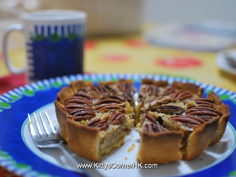 Pecan Pie 碧根核桃批 自家食譜 home cooking recipes