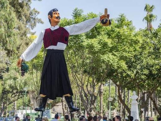 Limassol Wine Festival, Cyprus 2018