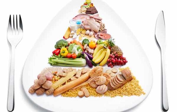 dieta per il gruppo positivo