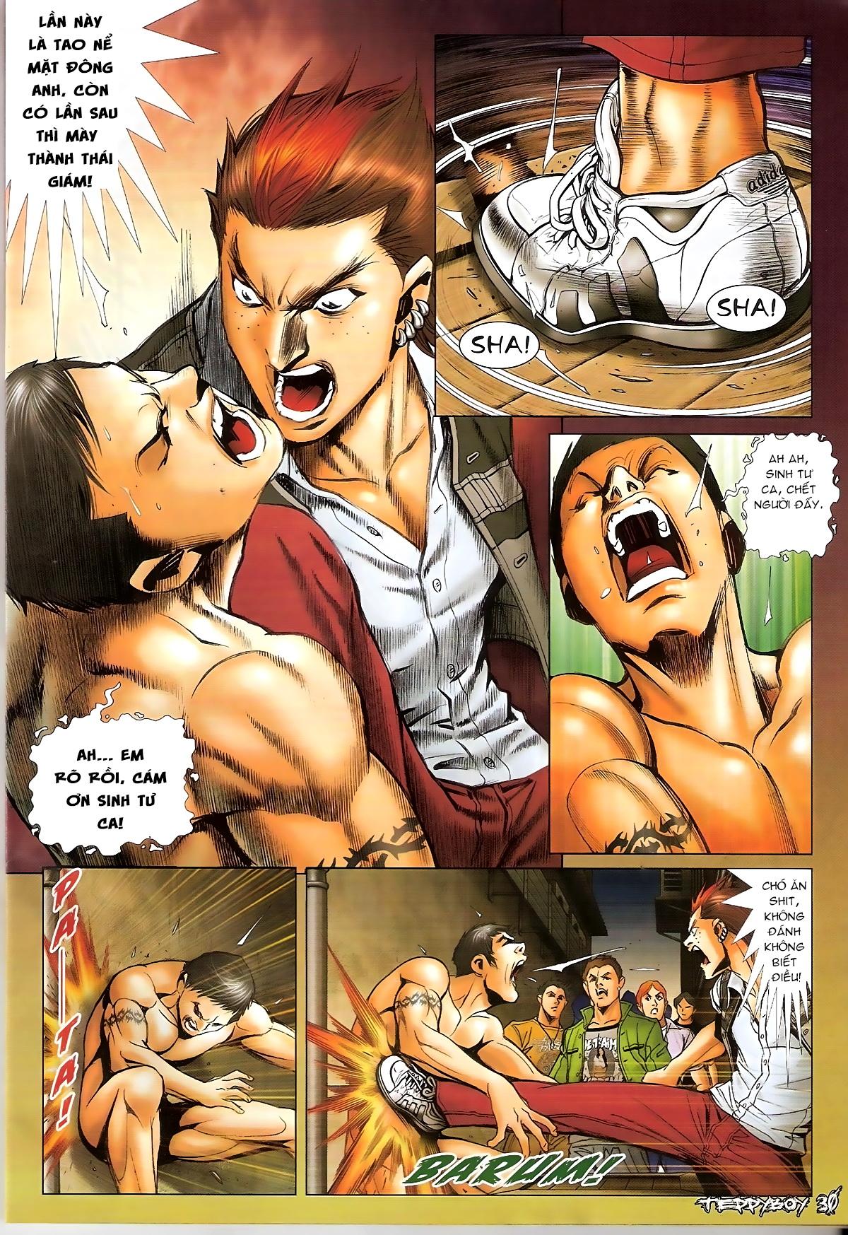 Người Trong Giang Hồ - Chapter 1319: Con trai Sinh Phiên - Pic 27