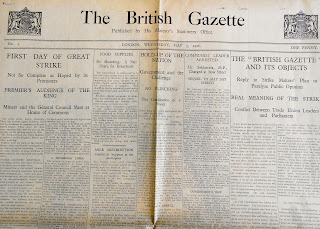British Gazette, May 5, 1926