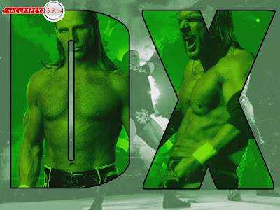 DX Triple H Shawn Michael wallpapers ~ WWE Superstars,WWE