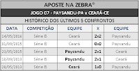 LOTECA 715 - HISTÓRICO JOGO 07