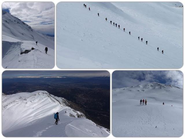 ΓΙΑΝΝΕΝΑ-Ανάβαση στην χιονισμένη Ολύτσικα - : IoanninaVoice.gr