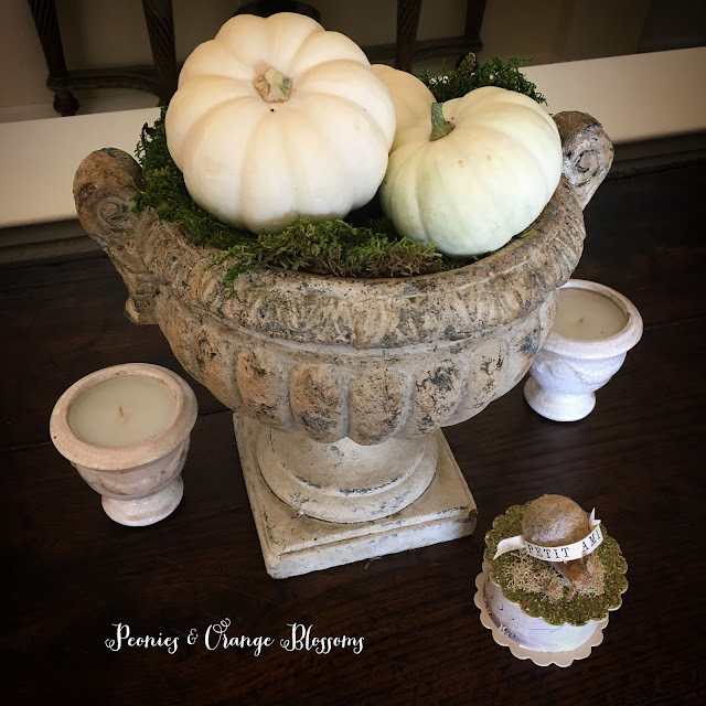 French Country Halloween Decor Ideas