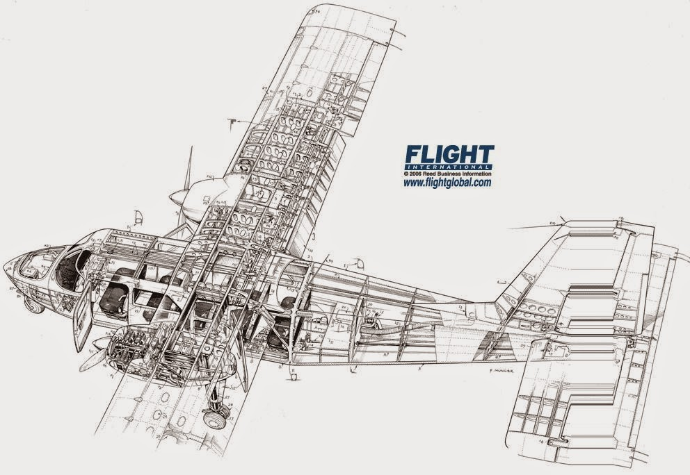 airplane scale modelkit  britten norman bn