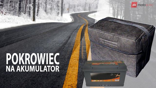 Pokrowiec na akumulator - torba izolacyjna