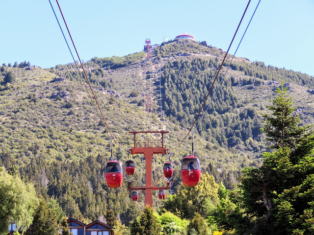 What to do in Bariloche: Ride Telerifico Cerro Otto