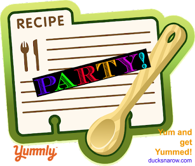 linkup, blog hop, recipes