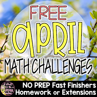 http://www.iwanttobeasuperteacher.com/2017/03/april-math-challenge-freebie-chocolate.html