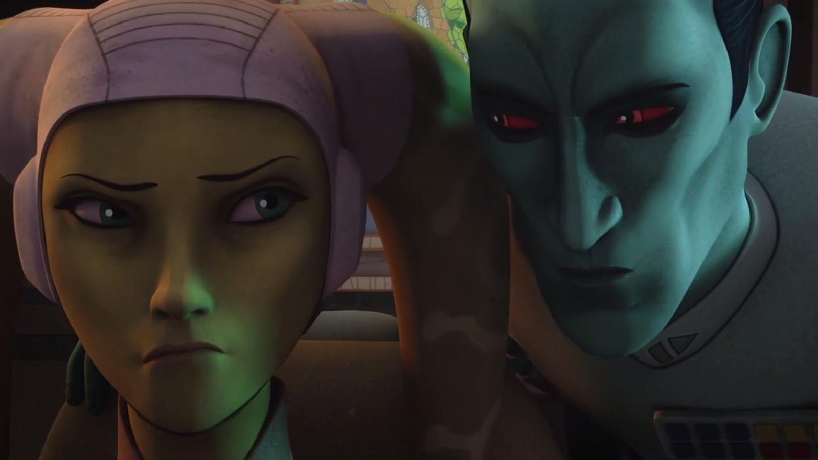 Star Wars Rebels Sexy