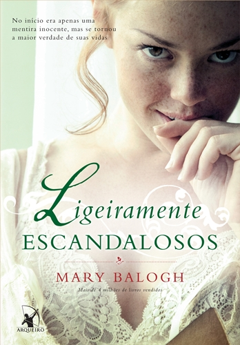 Ligeiramente Escandalosos - Mary Balogh