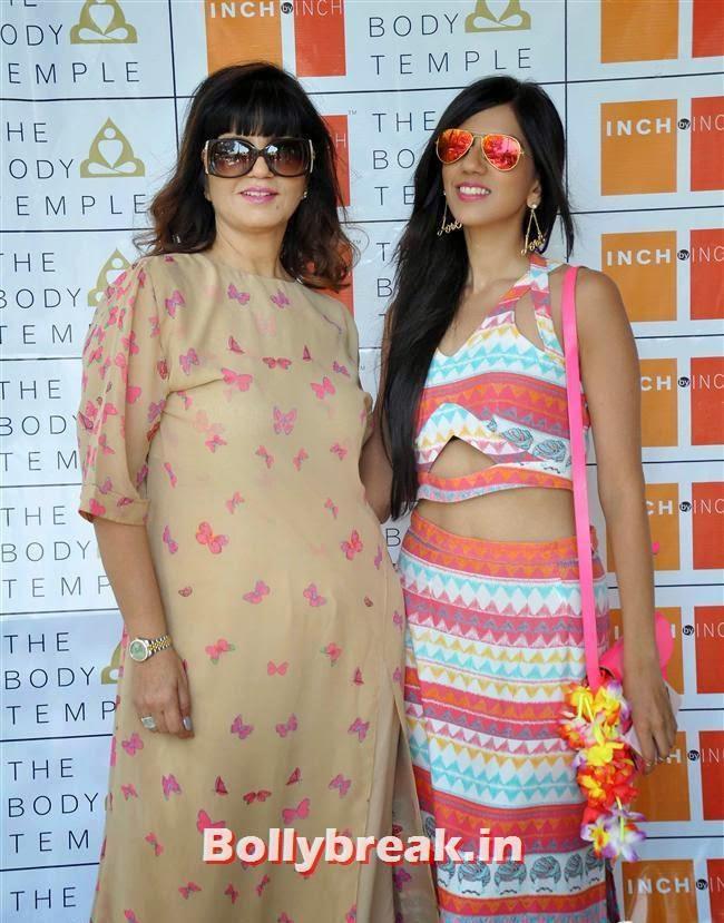 Neeta and Nishka Lulla, Bollywood Page 3 Celebs at Sheetal Nahar Brunch Party
