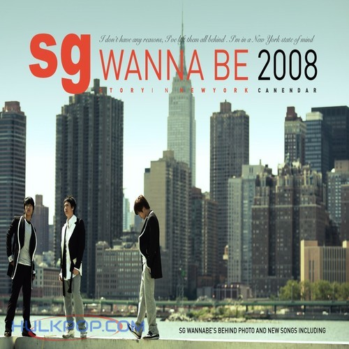 SG WANNABE – Story In New York (Special Album)