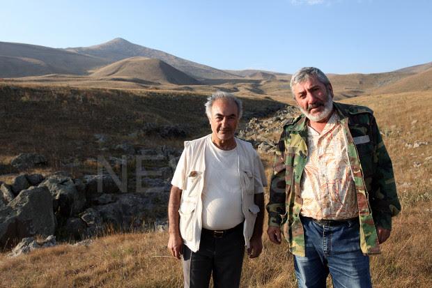 Nueva galería de arte rupestre descubierta en Armenia