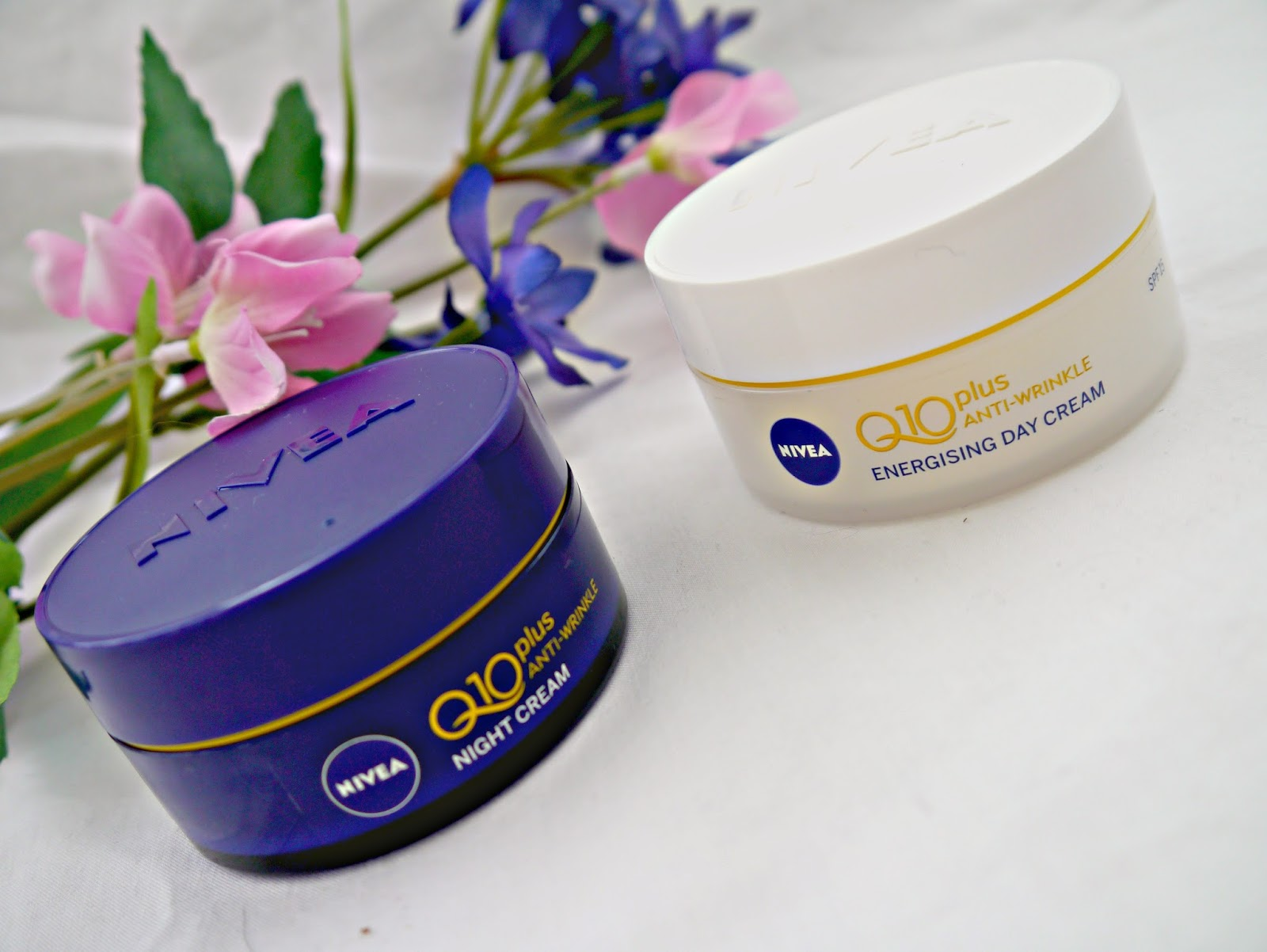 Nivea Q10 Plus Anti - Wrinkle Skincare
