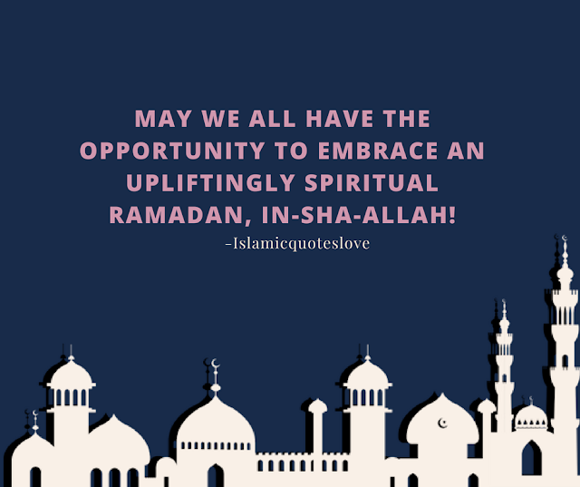 """May we all have the opportunity to embrace an upliftingly  spiritual ramadan, In sha Allah! Allah sent the Qur'an, which is the single source of honour for anyone in this Dunya and in the Akhirah! _ Allah  says about Jibra'eel عليه السلام  إِنَّهُ لَقَوْلُ رَسُولٍ كَرِيمٍ  Surely this is the word of an honourable messenger. _ Jibra'eel عليه السلام is referred to multiple times in the Qur'an, his status was elevated because of his task to convey the revelations, especially Al Qur'an!  This makes him the foremost among the Angels!  _ Allah says about Muhammad (PBUH) وَمَآ أَرْسَلْنَـكَ إِلاَّ رَحْمَةً لِّلْعَـلَمِينَ And we have sent you not except as a Mercy to mankind. The Prophet (PBUH) was elevated to the status of Prophet (PBUH) by the Qur'an! _ That he was tasked with spreading the message and teaching them how to act upon the Qur'an, in the manner that Allah wants!  _ Allah mentions about the Ummah of Muhammad (PBUH)  كُنتُمْ خَيْرَ أُمَّةٍ أُخْرِجَتْ لِلنَّاسِ You are the best nation raised up for mankind, تَأْمُرُونَ بِالْمَعْرُوفِ وَتَنْهَوْنَ عَنِ الْمُنْكَرِ وَتُؤْمِنُونَ بِاللَّهِ You enjoin good and forbid evil and believe in Allah. _ Allah says about Ramadhan شَهْرُ رَمَضَانَ الَّذِي أُنْزِلَ فِيهِ الْقُرْآنُ The month of Ramadhan, in which was revealed the Qur'an. _ Allah praised the month of Ramadan out of the other months by choosing it to send down the Glorious Qur'an, just as He did for all of the Divine Books He revealed to the Prophets.  _ Allah then elevated Laylatul Qadr!  إِنَّا أَنْزَلْنَاهُ فِي لَيْلَةِ الْقَدْرِ١وَمَا أَدْرَاكَ مَا لَيْلَةُ الْقَدْرِ٢لَيْلَةُ الْقَدْرِ خَيْرٌ مِنْ أَلْفِ شَهْرٍ Indeed we have sent in Laylatul Qadr- and what will make you know what Laylatul Qadr is- the Laylatul Qadr better than 1000 months. _ Allah sent the Qur'an and whatever it was received by became elevated and honoured! _ As Umar Ibn Al Khattab رضي الله عنه said """"We were the most humiliated people on earth and God gave us honor through Islam. If we eve"""