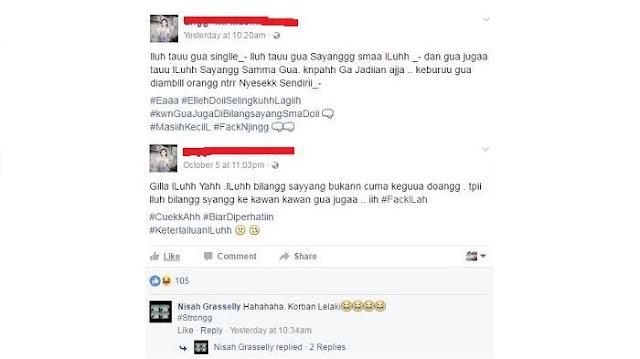 Status-status yang Diunggah Remaja di Facebook ini Bikin Prihatin dan Mengelus Dada