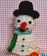 http://translate.google.es/translate?hl=es&sl=en&tl=es&u=http%3A%2F%2Fmadcrochetlab.com%2Fsnowman-and-melting-snowman-patterns%2F