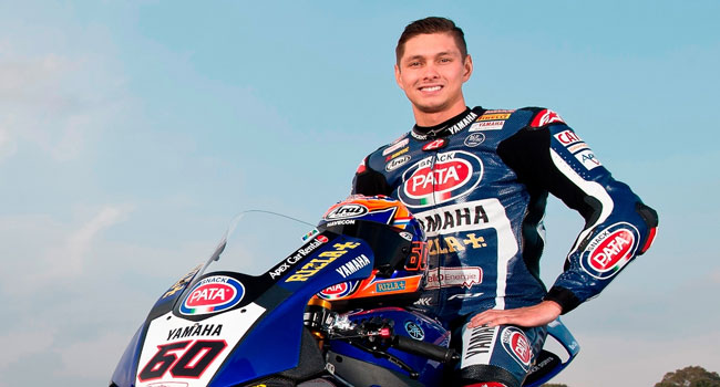 Yamaha Movistar Umumkan Michael Van der Mark Sebagai Pengganti Rossi Di Race Aragon,, Weetsss...