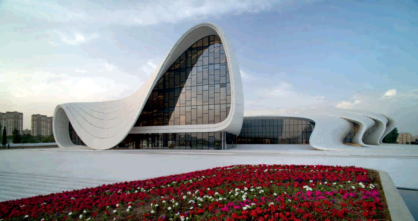 heydar aliyev cultural center by zaha hadid a as architecture. Black Bedroom Furniture Sets. Home Design Ideas