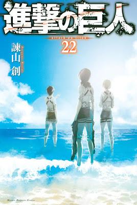 Download Manga Shingeki no Kyojin Bahasa Indonesia