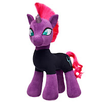 My Little Pony the Movie Tempest Shadow Build-a-Bear Plush