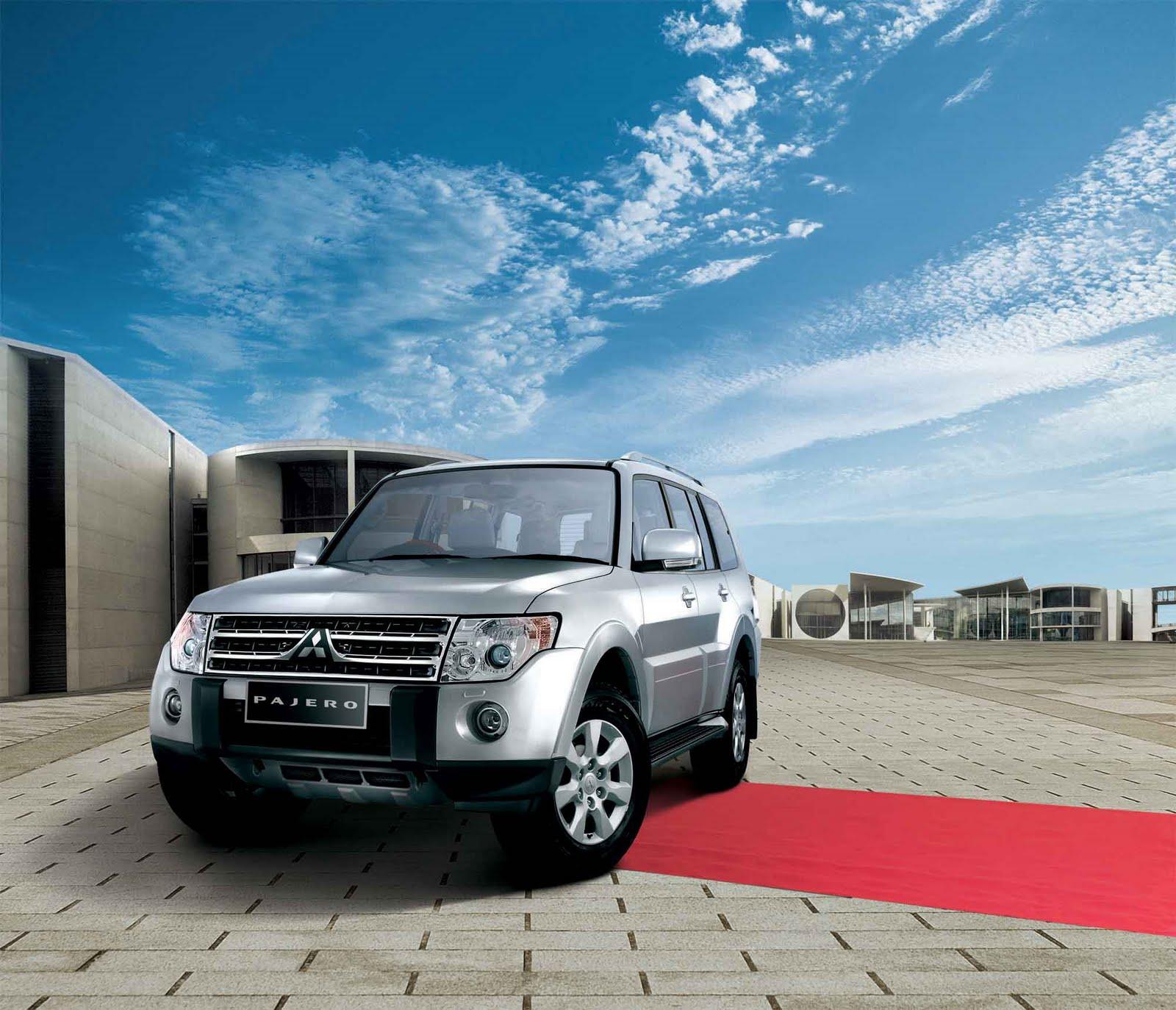 Mitsubishi Pajero Wallpapers: Car Barn Sport: Pajero Super Exceed