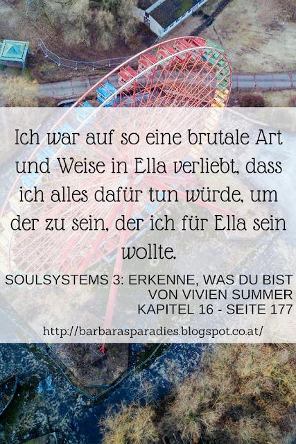 Buchrezension #209 SoulSystems 3: Erkenne, was du bist von Vivien Summer