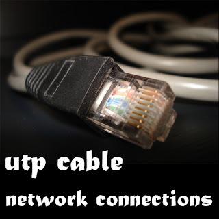 Kabel UTP untuk Penghubungan LAN