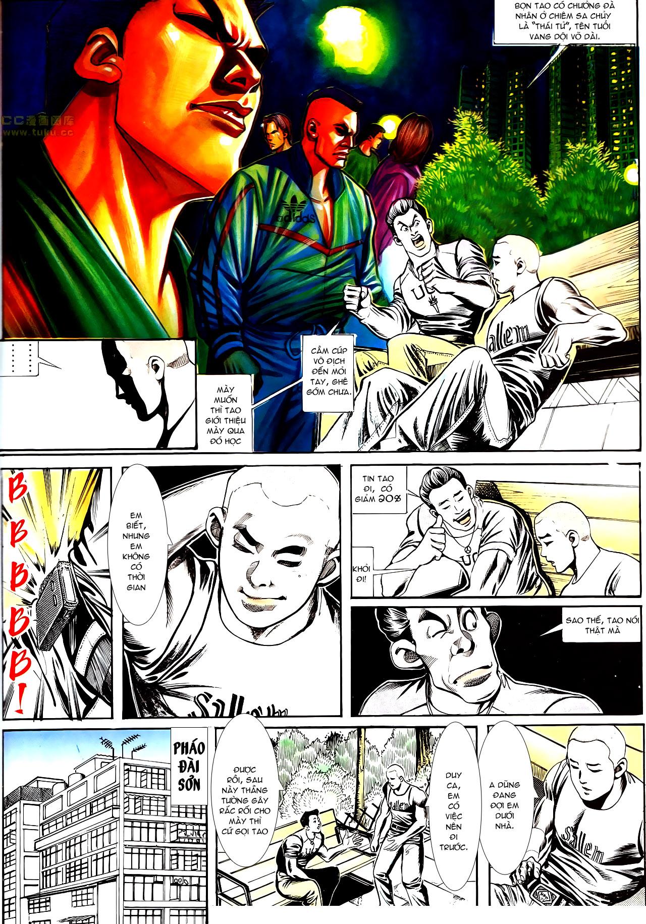 Người Trong Giang Hồ chapter 150: ai không yêu anh hùng trang 16