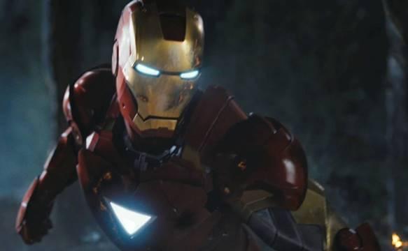 macam-macam armor iron man