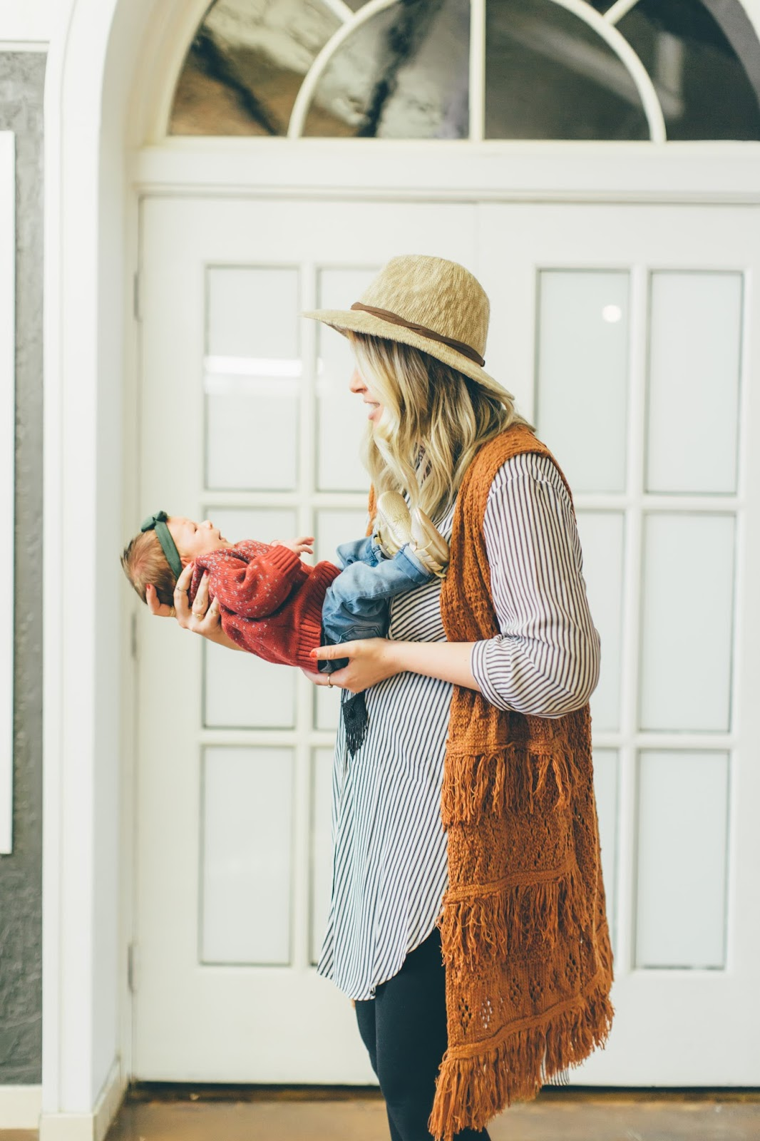 Mommy & Me Style, Utah Fashion Blogger, Winter Outfit