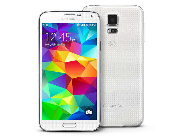Samsung Galaxy S5 (USA) Specifications - Inetversal
