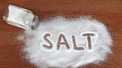 garam dapur dapat menghilangkan ketombe