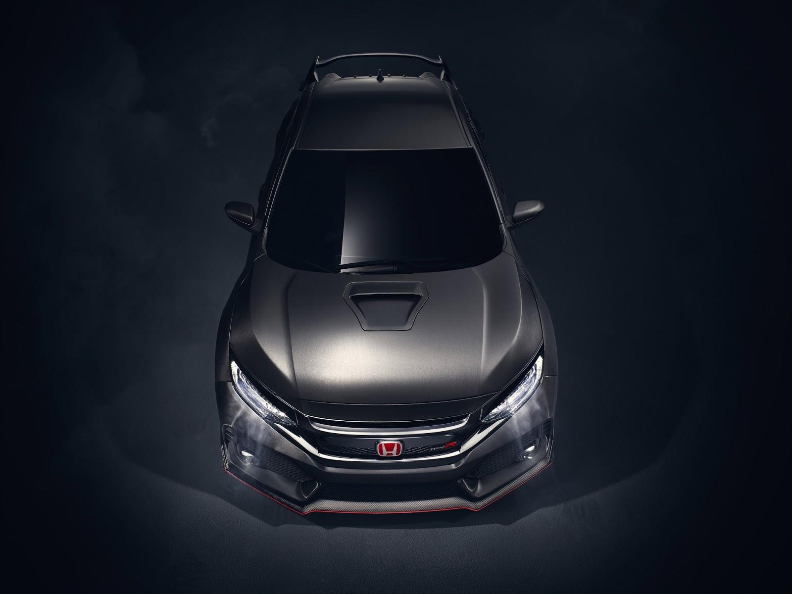 Τρία μοντέλα Honda δίνουν μία γεύση από το μέλλον στην Έκθεση Αυτοκινήτου της Γενεύης 2017