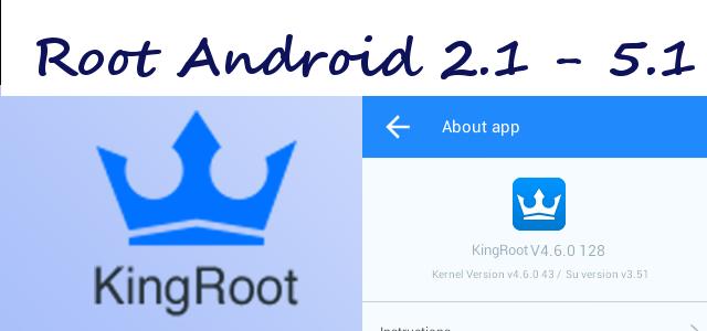 kingroot 5.1