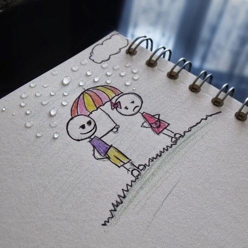 Puisi Sedih Saat Turun Hujan