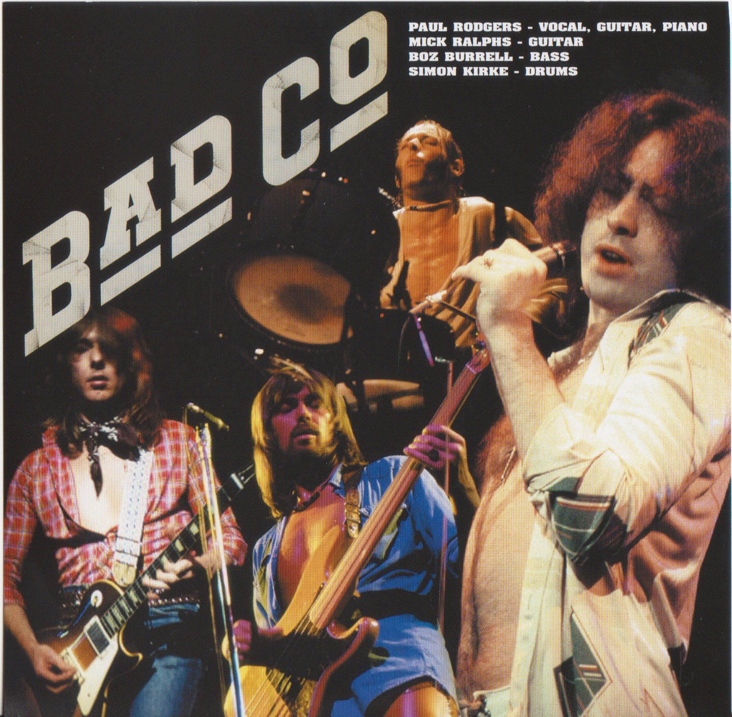 rock 39 n 39 blues stew by mitch lopate bad company don kirshner 39 s rock concert 1974 complete show. Black Bedroom Furniture Sets. Home Design Ideas