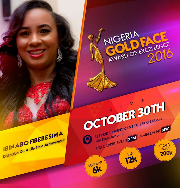 STAR Studded Upcoming Face Of Nigeria World Pageant!