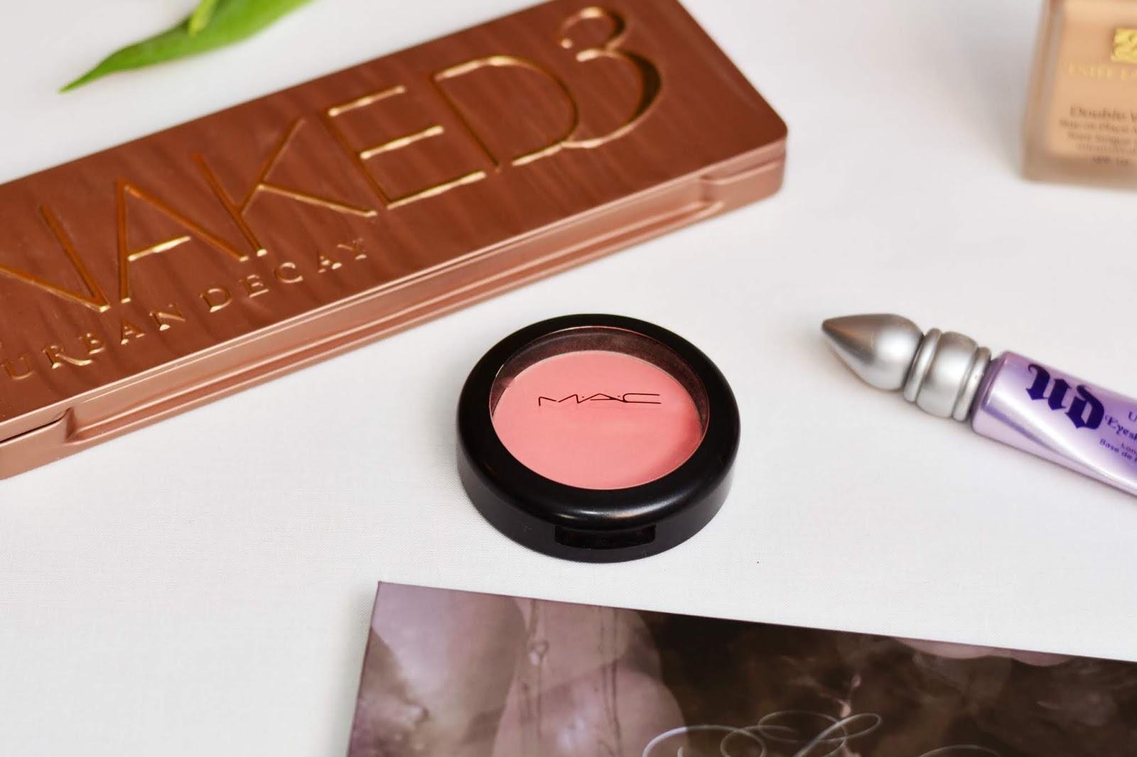Róż do policzków MAC Pro Longwear Blush - Rosy Outlook
