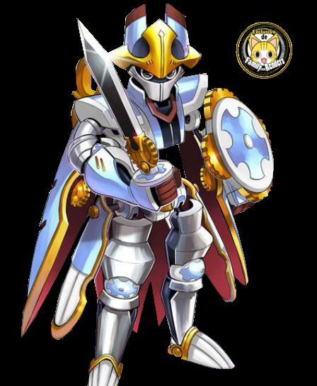 RENDER Wind Up Knight
