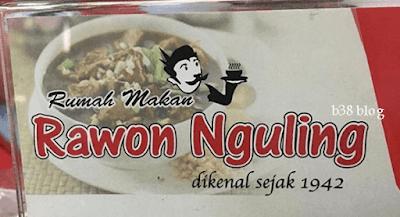 5 Rawon Kondang Surabaya, Kuliner Khas Kota Pahlawan yang Wajib Coba Rawon Nguling Cabang Surabaya